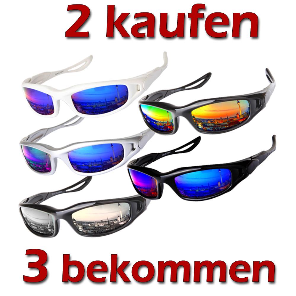 MATRIX Sport Sportbrille Radbrille Sonnenbrille Brille«