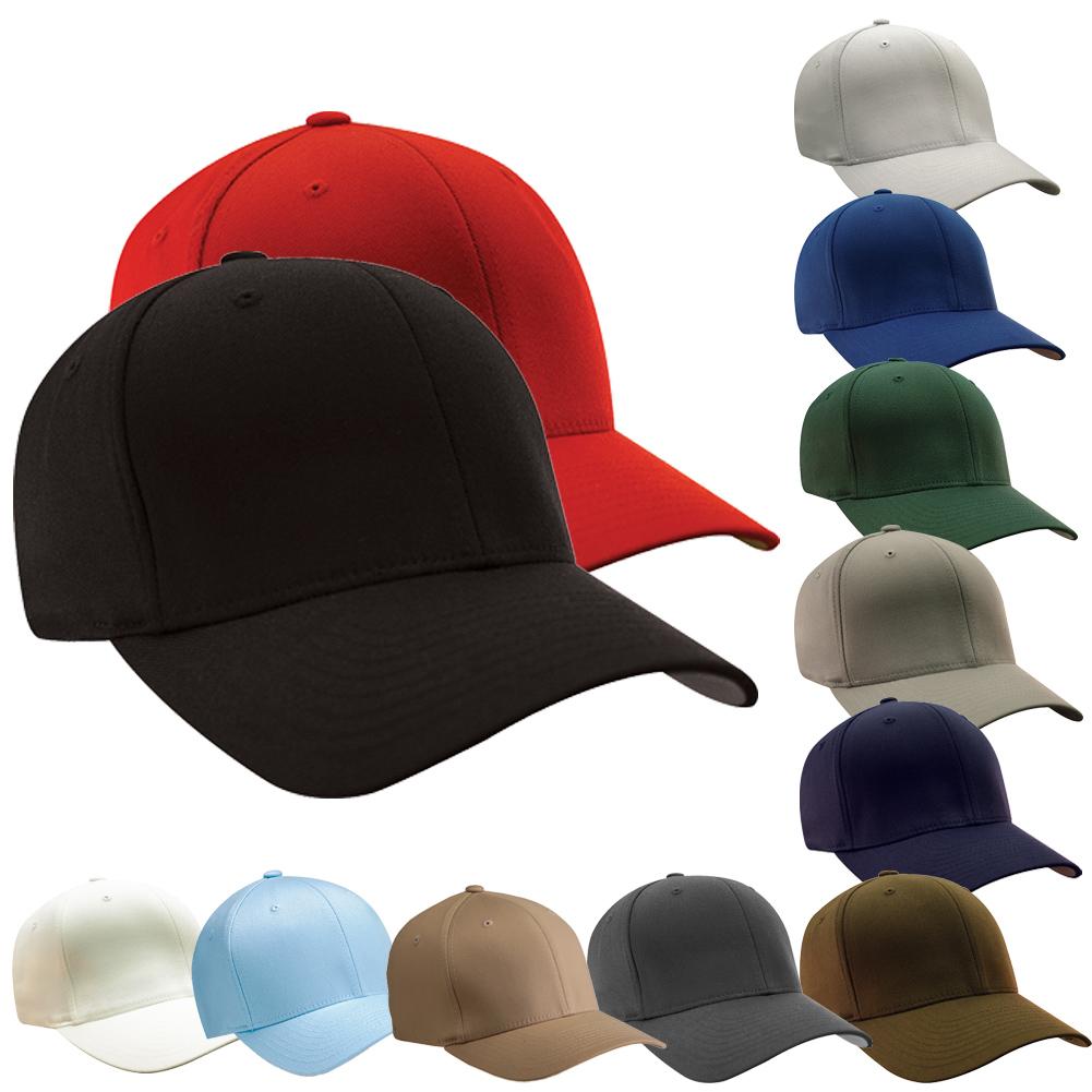 Basecap Cap original FLEXFIT Caps Flex-Fit Baseball Kappe Auswahl NEU«