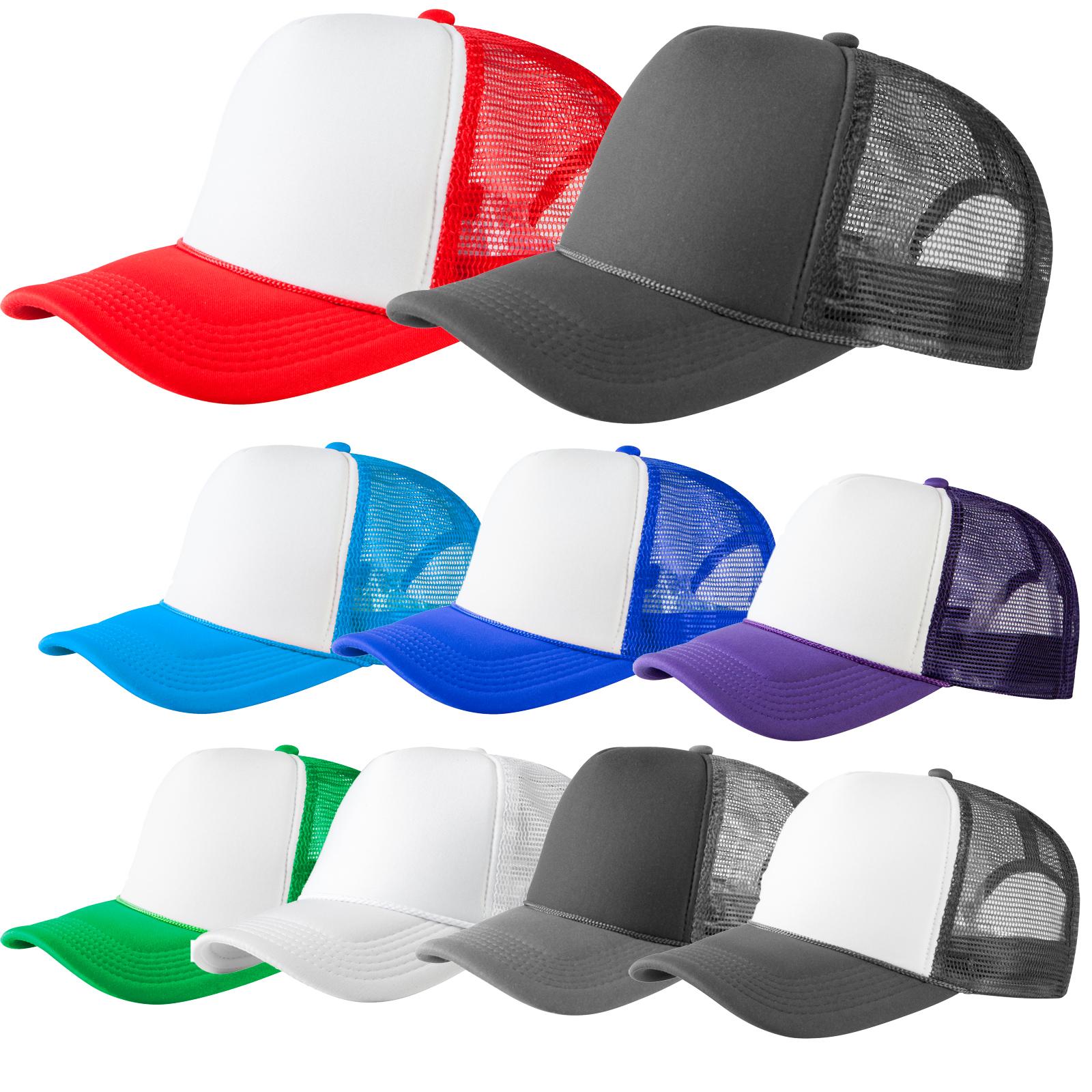original MASTERDIS Trucker Mesh Cap Basecap Baseball Caps Mütze NEU«