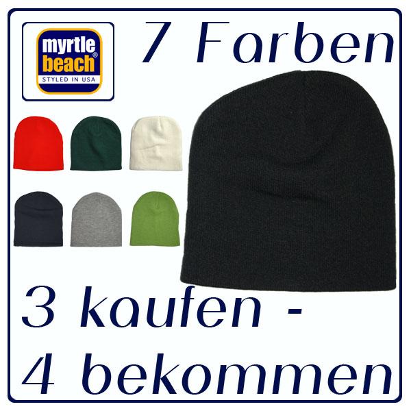 »Beanie Mütze Winter Ski Trend Hat No. 1 Damen Herren Auswahl NEU«